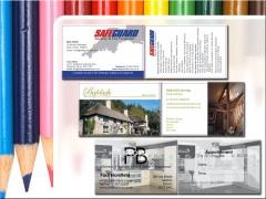 Business Card Designs 1