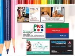 Business Card Designs 4